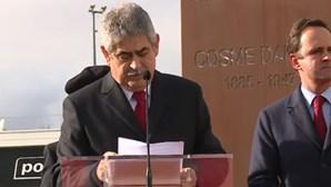 """Vieira diz que monumento de Cosme Damião é """"inspiração para o tetra"""""""