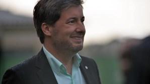 Saiba o que fez Bruno de Carvalho fez durante 9 dias com procuração da SAD do Sporting. Já a seguir, na CMTV
