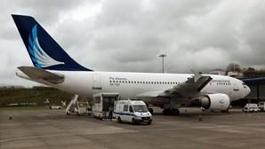 Companhia aérea açoriana SATA bate recorde de passageiros transportados num mês