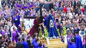 Fiéis de Braga assistem a mais de 100 procissões