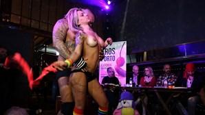 Erotismo invade cidade do Porto