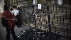 29 mortos em incêndio em centro de menores na Guatemala