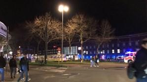 Cinco feridos em ataque com machado na Alemanha