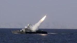 Irão testou míssil balístico com sucesso
