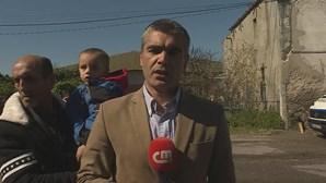Jornalista da CMTV agredido por populares