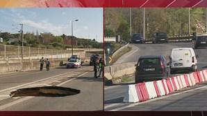 Repavimentação da Avenida de Ceuta já está concluída