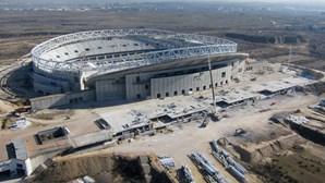 Atlético de Madrid compra estádio ao município por 30 milhões
