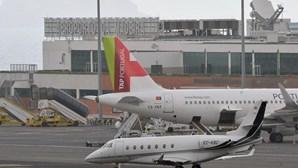 Vento faz desviar 11 aviões na Madeira e cancela cinco voos