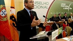 """Passos acusa Governo de querer """"deitar a mão"""" às reservas do BdP"""