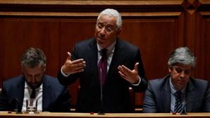Costa responde a Passos que défice ainda seria melhor sem quebra no investimento