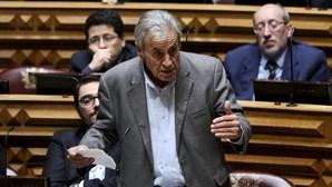 """Jerónimo aponta """"contradição"""" entre crescimento e metas europeias"""