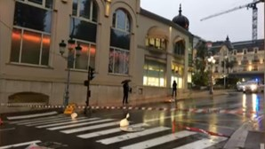 Joalharia Cartier assaltada em milhares de euros