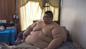 Homem mais gordo do Mundo vence a Covid-19