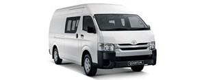 Mulheres raptam vítima numa carrinha Toyota Quantum, com matrícula sul-africana