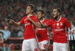 Jonas, Benfica