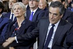 François e Penelope Fillon
