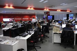 CMTV, canal 8 do MEO e da NOS, teve uma média de 51.100 espectadores por dia