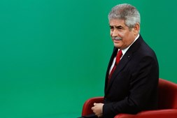 Luís Filipe Vieira em entrevista exclusiva à CMTV