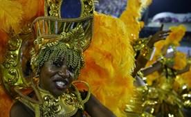 Escola de samba da Portela vence Carnaval do Rio