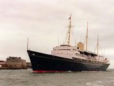 Paul Burrel afirma ter estando envolvido na orgia gay a bordo do iate real Britannia