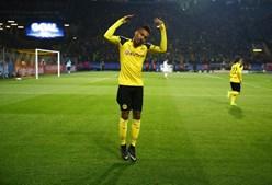 As melhores imagens do Borussia Dortmund-Benfica