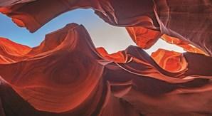 Viajar pelo sudeste norte-americano tem este canyon como paragem obrigatória. Se quiser pode alugar um quarto na pequena cidade de page, no Arizona