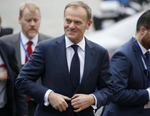 Donald Turk foi reeleito presidente do Conselho Europeu