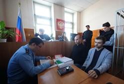 Ruslan Sokolovsky a ser julgado