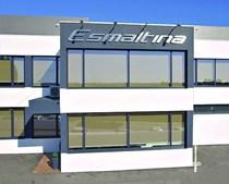 Esmaltina exporta 60% das vendas