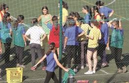 90 mil alunos realizam em maio prova de Expressões Físico-Motoras