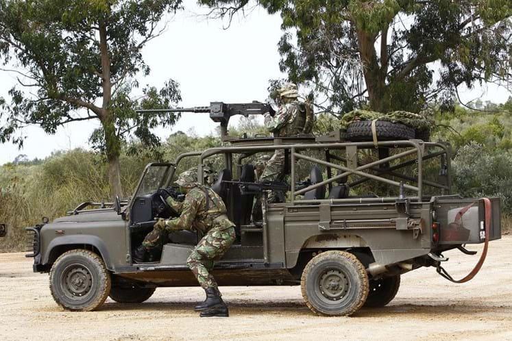 023d3d8c09578 Já só há 15 resistentes no curso de Comandos - Portugal - Correio da ...