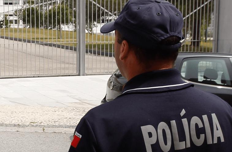 Amadora policía