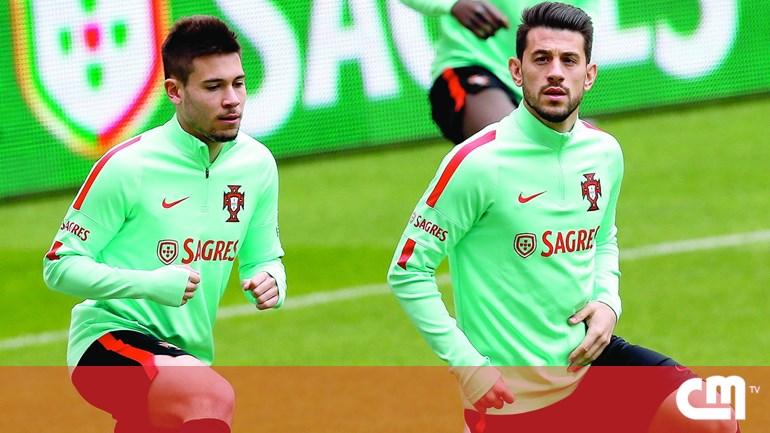 Pizzi quer afirmar-se como opção de Fernando Santos - Desporto ... 3f0df31ef8af2