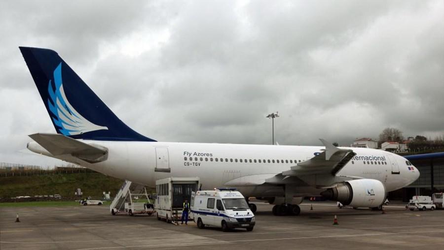 Avião da SATA