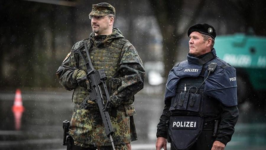 Autoridades alemãs