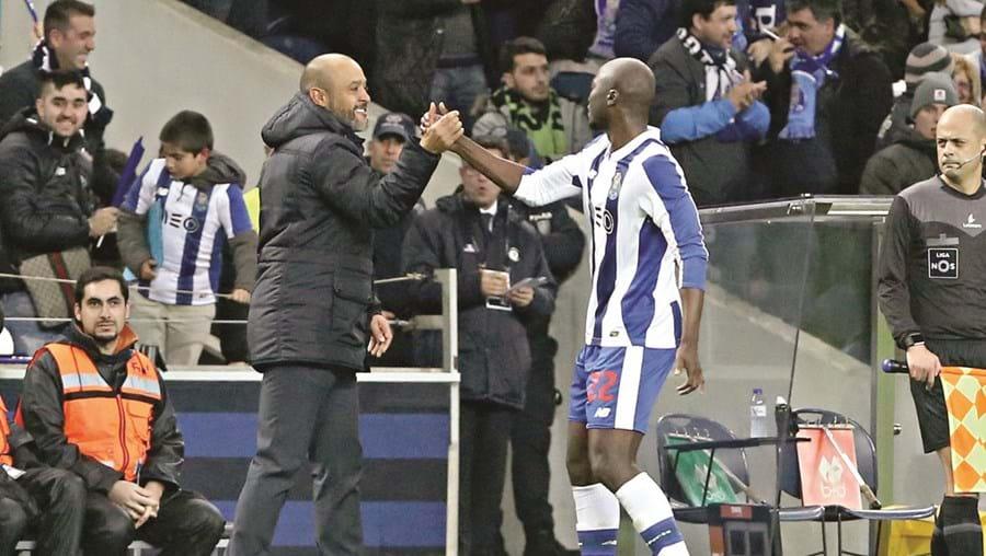 Nuno Espírito Santo tem procurado motivar os seus jogadores para o jogo de amanhã, com a Juventus