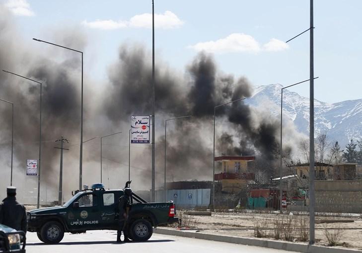 Ataque em Cabul