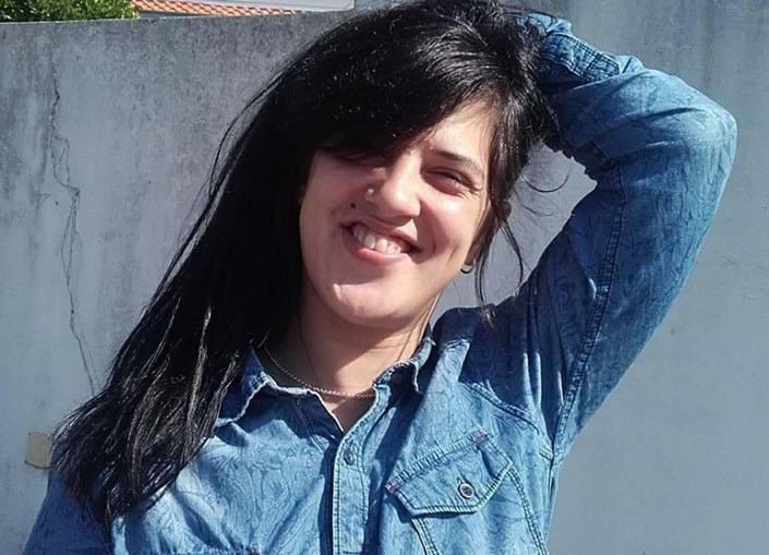 Sandra Rodrigues caiu de varanda