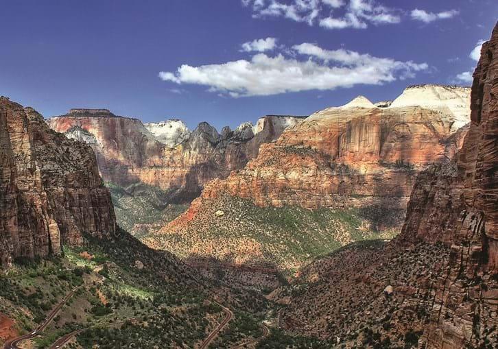 O lado sul do Grand Canyon é o mais visitado. Mas as caraterísticas mais selvagens do lado norte têm outro encanto