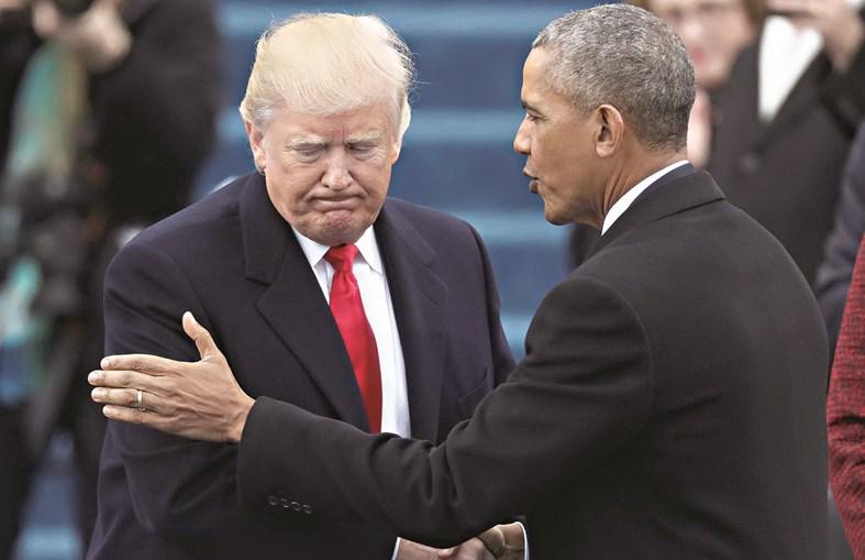 Donald Trump não apresentou qualquer prova das graves acusações que fez ao antecessor, Barack Obama