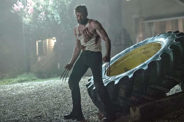 Hugh Jackman volta a encarnar o mutante Wolverine em 'Logan', do realizador James Mangold