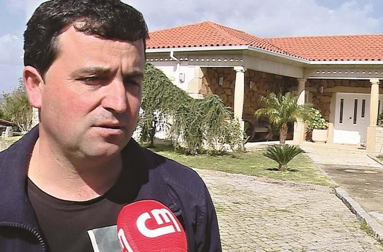 Artur Amorim, autarca de Beiral do Lima, compromete-se a apoiar a família