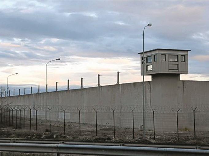 Cadeia de Villeneuve-lès-Maguelone, onde o burlão português se encontra a aguardar a extradição para Portugal