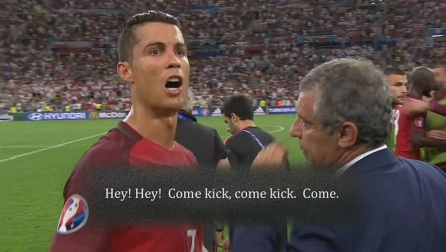 Cristiano Ronaldo, João Moutinho, Polónia, Euro2016, FPF, Federação Portuguesa de Futebol, Estádio da Luz