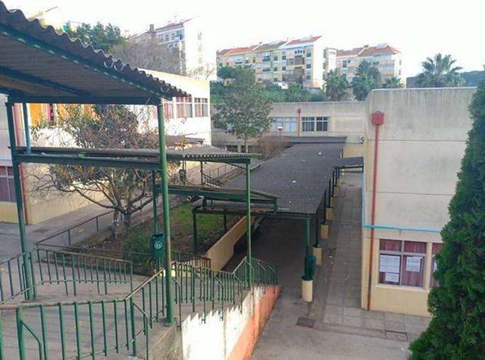 Escola dos Pombais, em Odivelas