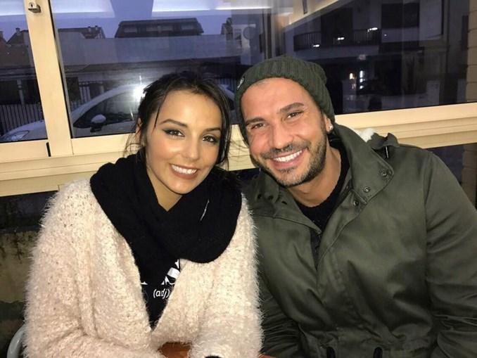Elisabete Moutinho e Bruno Savate namoraram durante dois anos