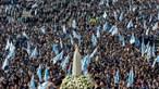 980 operacionais na visita do Sumo Pontífice a Fátima