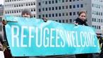 Portugal recebeu esta semana 38 refugiados da Turquia e Grécia