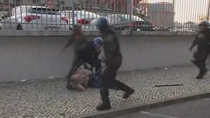 Aberto inquérito a incidente entre polícia e adepto antes do Clássico