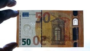 Homem detido por burlar idosa com notas de 50 euros